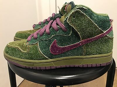 best authentic 14602 d92ca NIKE SKUNK SB Dunk High 420 Cheech And Chong Liberty Unkle Supreme