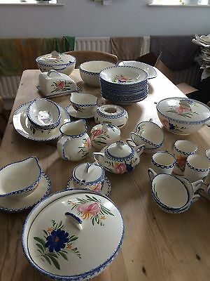 vintage dinner service by Zell am Harmersbach