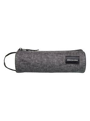 "Quiksilver ""pencilo"" Boys Pencil Case. Dark Grey Heather"