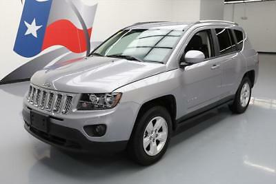 2016 Jeep Compass Latitude Sport Utility 4-Door 2016 JEEP COMPASS LATITUDE HTD SEATS ALLOY WHEELS 34K #664613 Texas Direct Auto