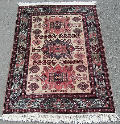 Antique Trans Caucasian Armenian Rug Circa 1920S   Been Hand Washed