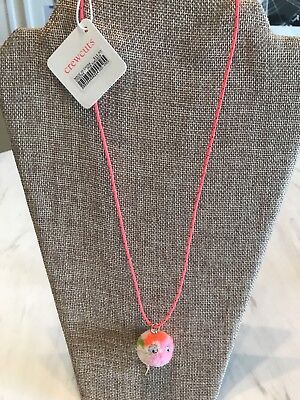 Crewcuts By J.Crew Max The Monster Pom Pom Necklace Sold Out
