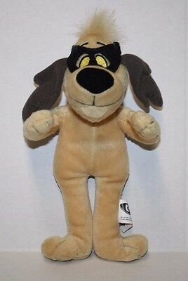 "Cartoon Network HONG KONG PHOOEY DOG 9"" Bean Bag Soft Toy Plush Stuffed Animal"