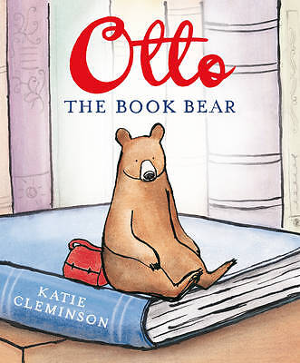 Otto the Book Bear, Katie Cleminson - (Paperback) New