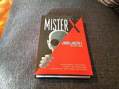 Mister X the Brides of Mister X and Other Stories Dean Motter Jeffery Morgan HB