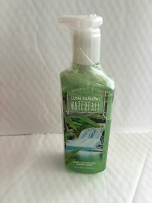 Bath & Body Works Lush Bamboo Waterfall Anti-Bacterial Deep Cleansing Soap 236ml