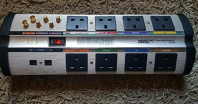 Monster Power Hts100 Home Theatre Power Centre