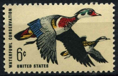 USA 1968 SG#1347 Waterfowl Conservation Birds MNH #D55442