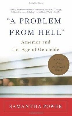 """""""""""A Problem from Hell"""""""": America and the Age of Genocide"""