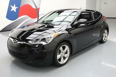 2015 Hyundai Veloster SE Hatchback 3-Door 2015 HYUNDAI VELOSTER COUPE AUTO BLUETOOTH REAR CAM 47K #234015 Texas Direct