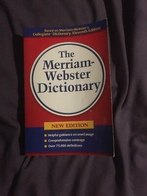 The Merrimam Webster Dictionary