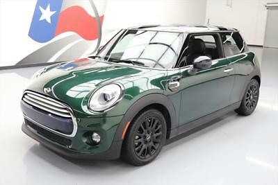 2014 Mini Cooper  2014 MINI COOPER TURBO AUTO CRUISE CTRL PANO ROOF 25K #935828 Texas Direct Auto