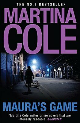 Mauras Game by Martina Cole New Paperback Book