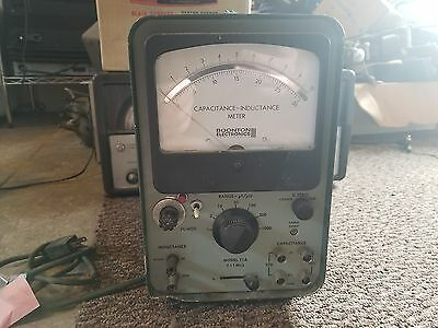 Boonton 71a capacitance inductance meter