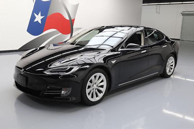 2016 Tesla Model S  2016 TESLA MODEL S 90D AWD 7-PASS AUTOPILOT NAV 15K MI #142294 Texas Direct Auto
