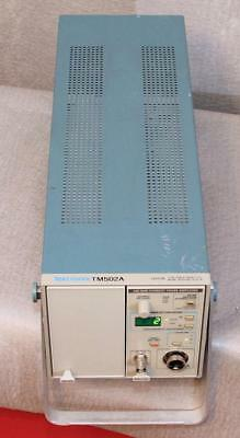 Tektronix AM 503B Current Probe Amplifier In TM502A Chassis w/ Tool Box  AM503B