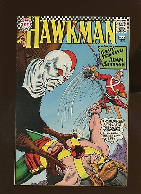 Hawkman 18 FN/VF 7.0 * 1 Book Lot * The World that Vanished! Murphy Anderson!