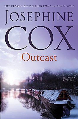 Outcast: The past cannot be forgotten? Emma by Josephine Cox New Paperback Book