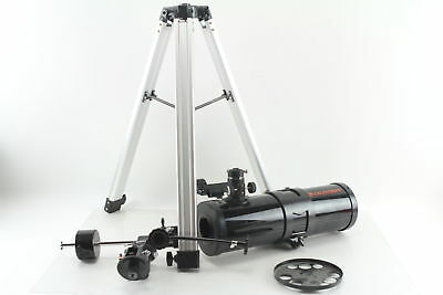 Celestron Firstscope 114 Compact D=114mm F1=1000mm F/9 with Tripod & Mount