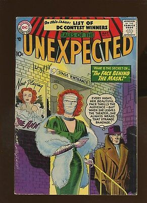 Tales of the Unexpected 13 FN+ 6.5 * 1 Book Lot * Jack Kirby Cover and Story!!!
