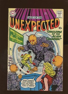 Tales of the Unexpected 46 FN 6.00 * 1 Book Lot * The Duplicate Doom!!!