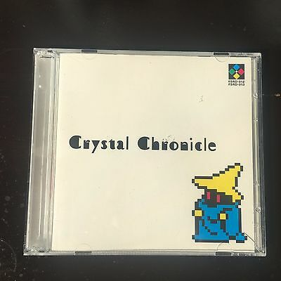 Crystal Chronicle - Frozen System Records - Doujin Final Fantasy Game Music CD