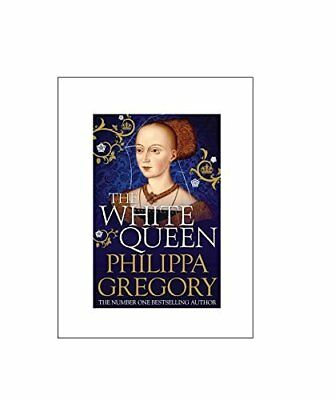 The White Queen by Philippa Gregory New Paperback Book