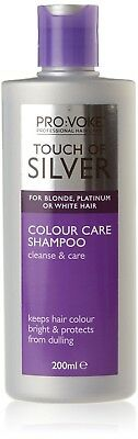 Touch Of Silver Color Care Shampoo For Blonde Platinum White Hair Free Delivery