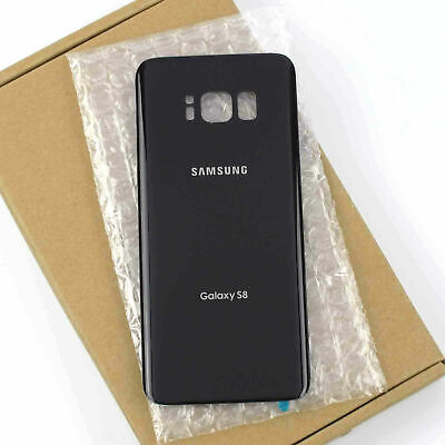 New Orig Housing Glass Case Panel Battery Cover Door For Samsung Galaxy S8 G950U