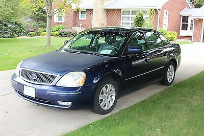 2005 Ford Five Hundred SEL 2005 Ford 500 SEL