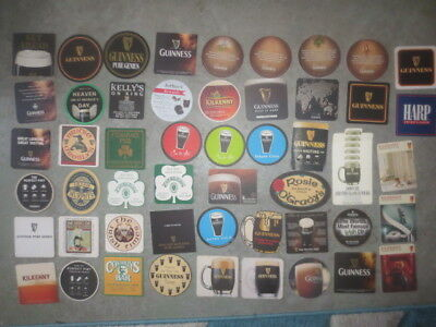 51 different GUINNESS Australian Special  Issue collectable COASTERS