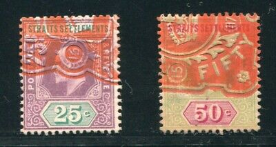 Straits Settlements King Edward Vii