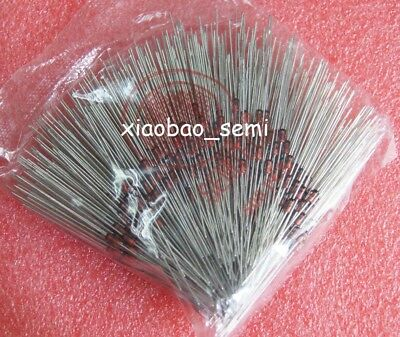 200pcs 1N60 SMALL SIGNAL GERMANIUM DIODE 50ma/ 80V