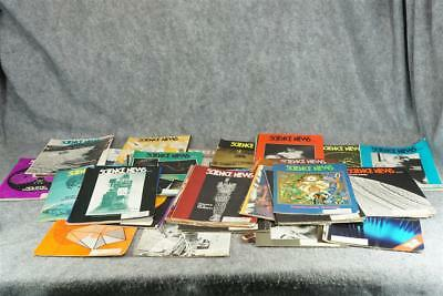 Science News Magazine 126 Back Issues From 1979-82
