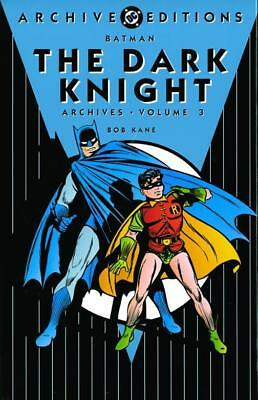 DC Comics Batman Dark Knight Archive Editions Hardcover Graphic Novel - Volume 3