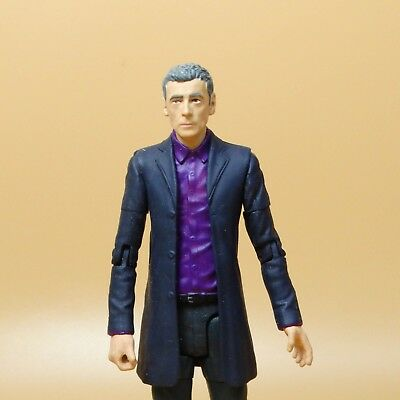 """Doctor Who Capaldi Loose ACTION Figure 5.5"""""""