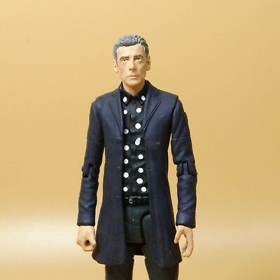 """Doctor Who Capaldi Loose ACTION Figure 5.5"""" #G6"""