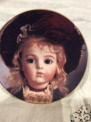 Collectable Doll Plate Beautiful Bru Ltd Edition Buy One Get One Free
