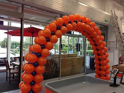 Large Heavy Duty Balloon Arch Frame Diy Kit Hire Or Buy Option No Helium Needed