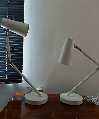 2 Stylish Desk Lamps