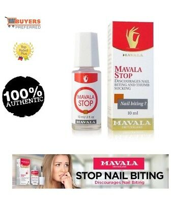Mavala Stop Nail Biting Switzerland For adults and children 10 ml .3floz