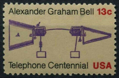 USA 1976 SG#1663 Telephone Centenary MNH #D55493