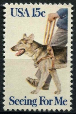 USA 1979 SG#1762 Guide Dog Programme MNH #D55511