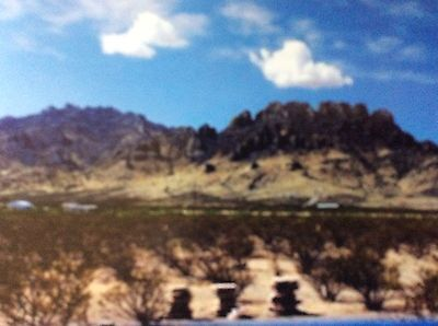 New Mexico 3 acres of land in the deming ranchettes area ,stunning views .