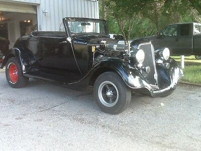 1934 Plymouth Other  1934 Plymouth 392 Hemi  4 Speed Convertible
