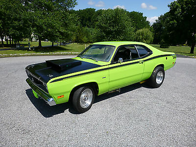 1970 Plymouth Duster 340 HEY MOPAR FANS ONE OF A KIND 1970 DUSTER MUST SELL CALL 8565351960 TO MAKE OFFER