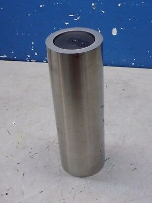 "Cylinder Square 12"" High x 4"" Diameter"
