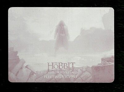 The Hobbit The Battle of the Five Armies Printing Plate Magenta Card #75