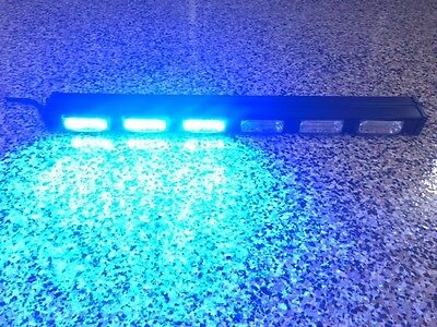 Whelen Dominator 6 LED with Linear Linz6 Modules