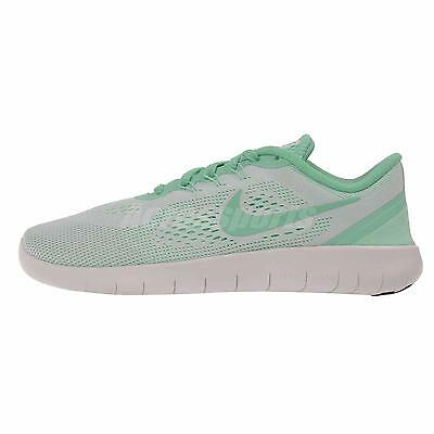 Nike Free RN GS Kids Youth Womens Running Shoes Turquoise 833993-100
